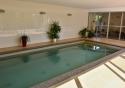 Krytý bazén pri rodinnom dome